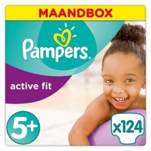 luiers maat 5 plus pampers